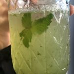 Fresh Mint Limeade