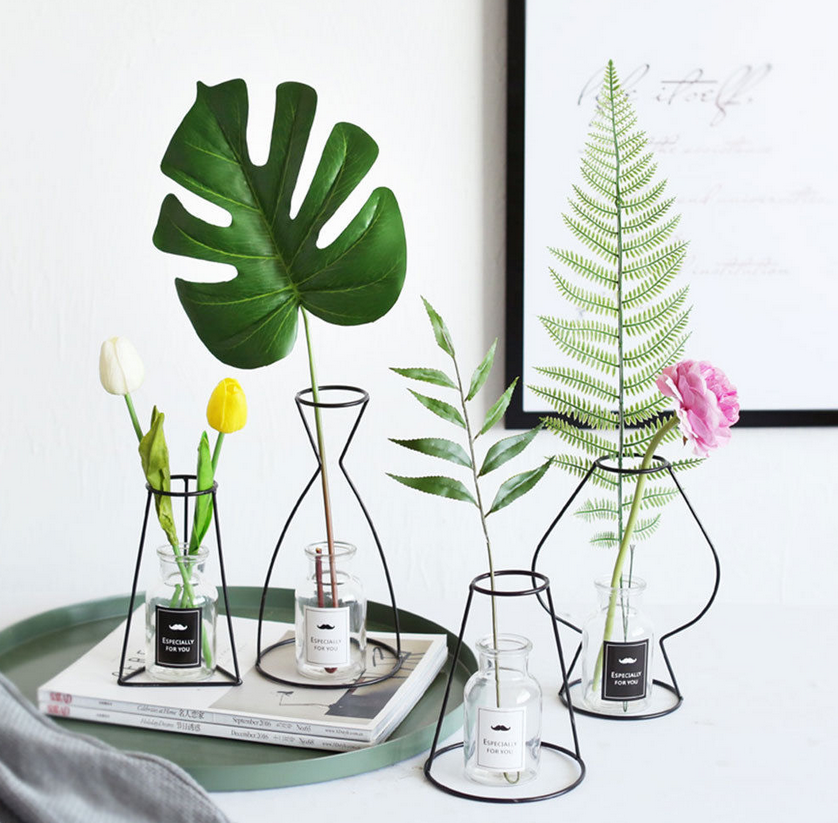 plant stand for cut flowers vase shape
