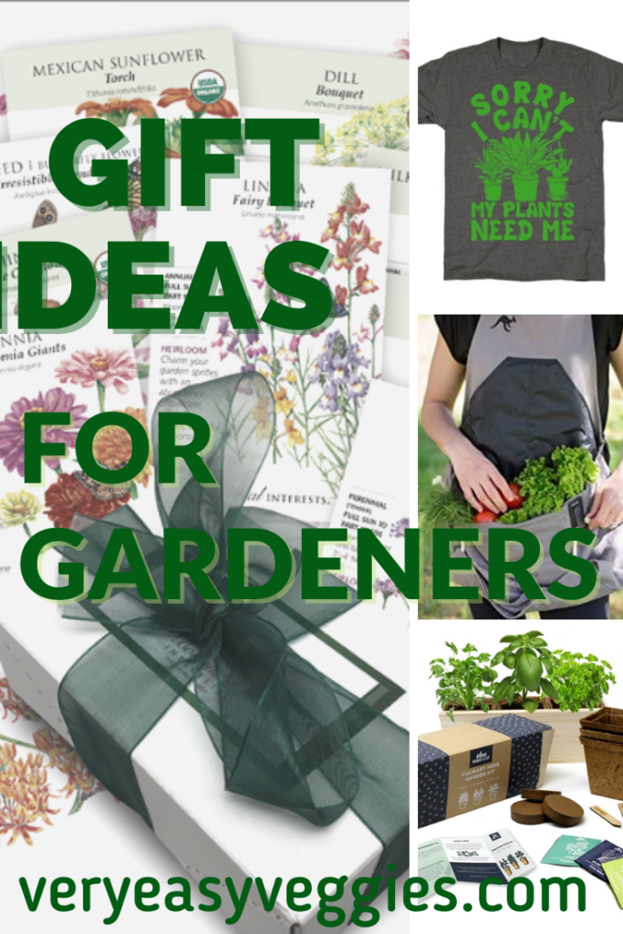 gifts for gardeners for mother's day, Christmas, or any day of the year!